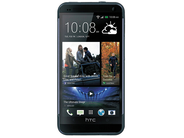 Topeak RideCase pour HTC One avec support, black